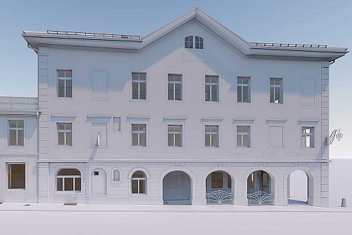 3D-CAD-Modellierung in ArchiCAD, HMQ AG