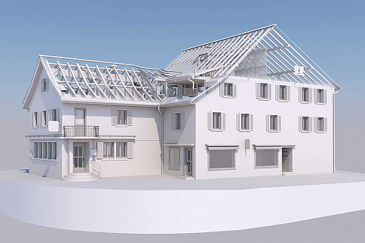 3D Modell ArchiCAD
